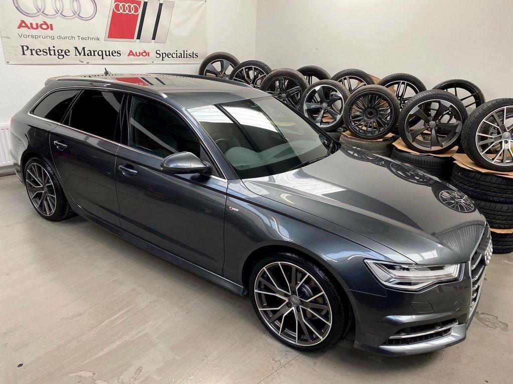 Audi A6 Avant Estate 2.0 TDI S line Avant S Tronic quattro (s/s) 5dr