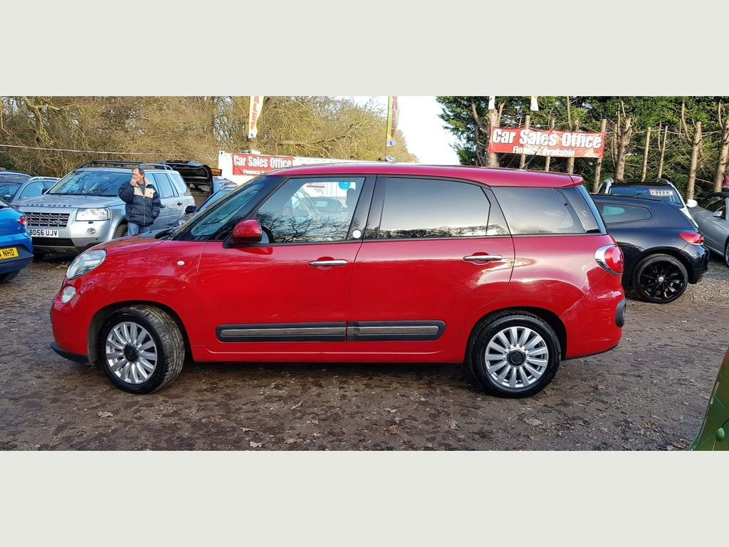 Fiat 500L MPV 1.3 MultiJet Pop Star MPW Dualogic (s/s) 5dr (7 Seats)
