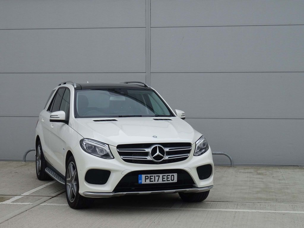 Mercedes-Benz GLE Class SUV 3.0 GLE500e V6 8.8kWh AMG Line (Premium) G-Tronic+ 4MATIC (s/s) 5dr