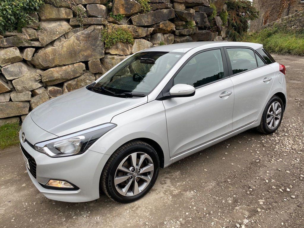 Hyundai i20 Hatchback 1.0 T-GDi Turbo Edition 5dr
