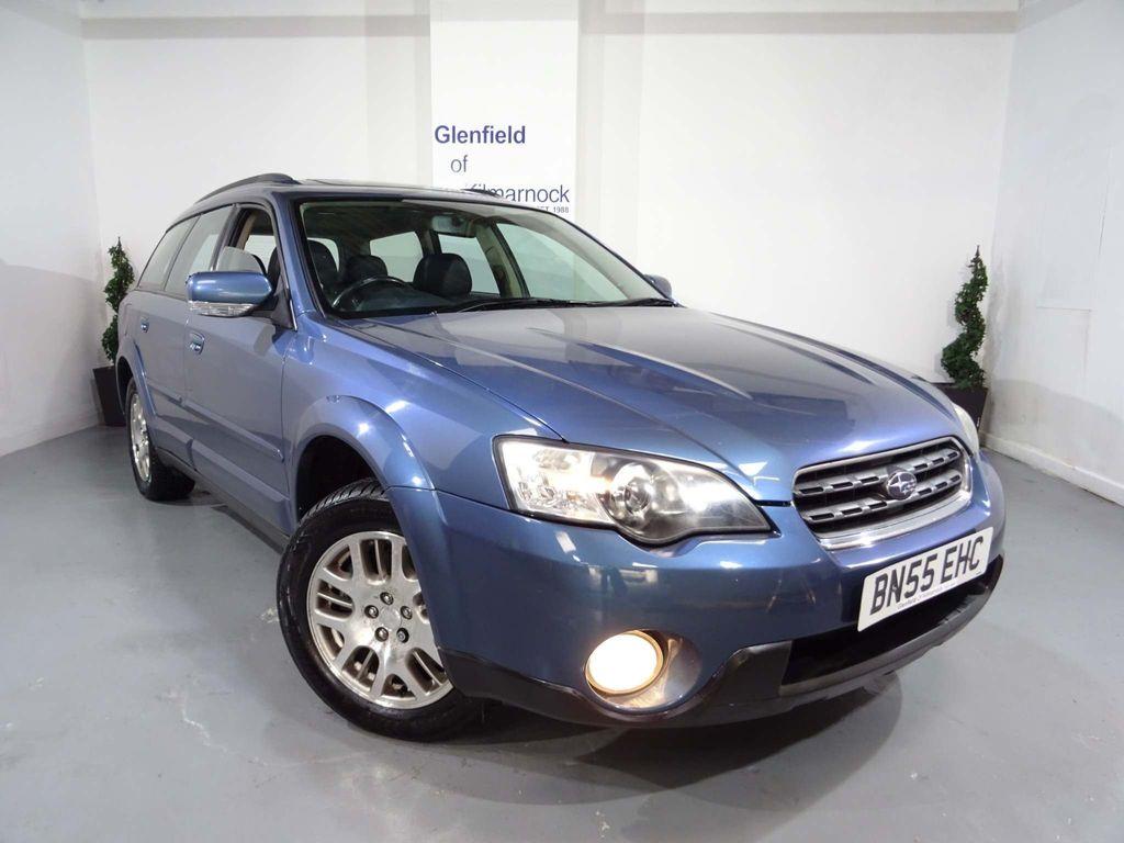 Subaru Outback Estate 2.5 S 5dr