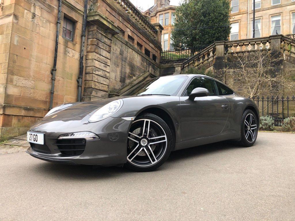 Porsche 911 Coupe 3.4 991 Carrera (s/s) 2dr