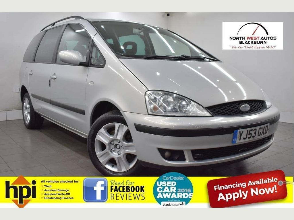 Ford Galaxy MPV 1.9 TD LX 5dr (7 Seats)
