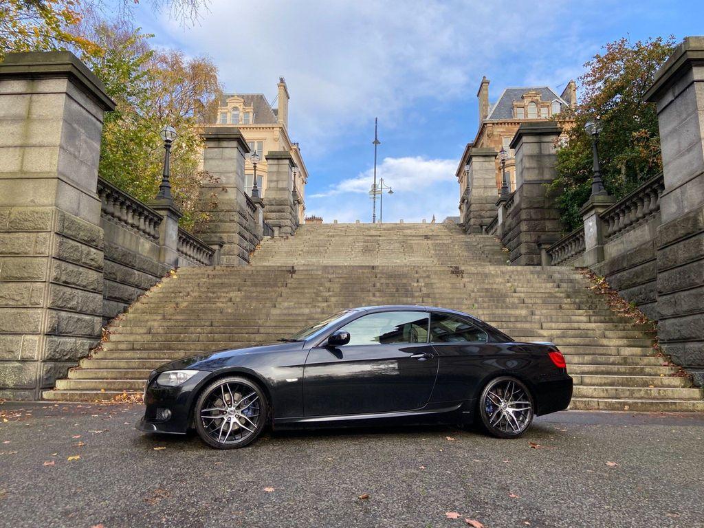 BMW 3 Series Convertible 3.0 325d M Sport Auto 2dr