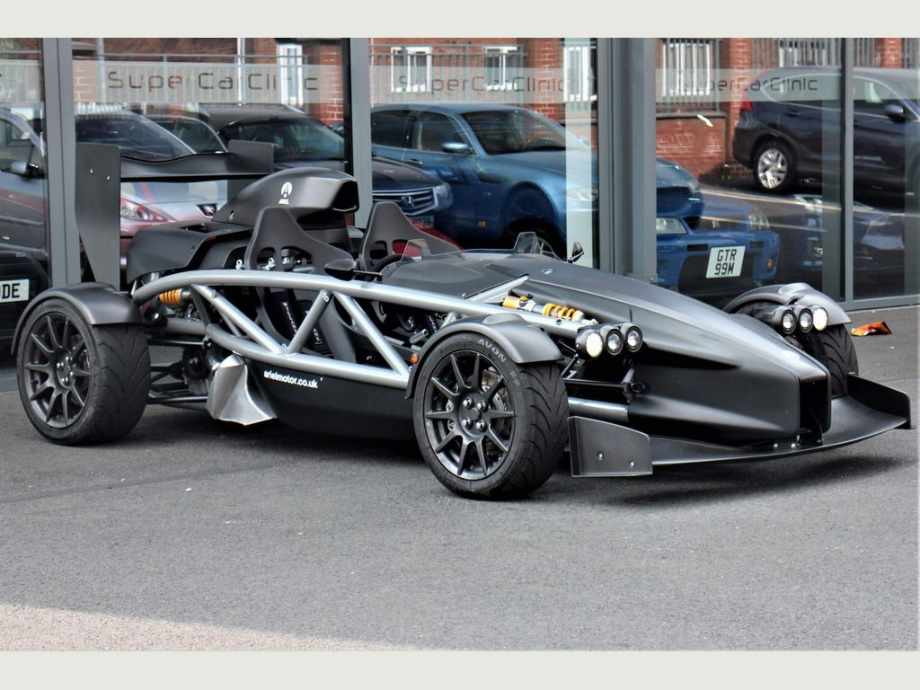 Ariel Atom Unlisted 4 Highest Spec Available