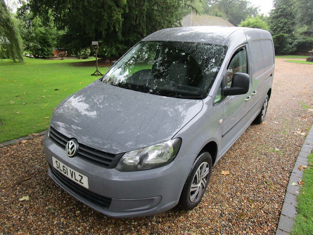 Volkswagen Caddy Maxi Panel Van 1.6 TDI C20 Maxi Panel Van 5dr