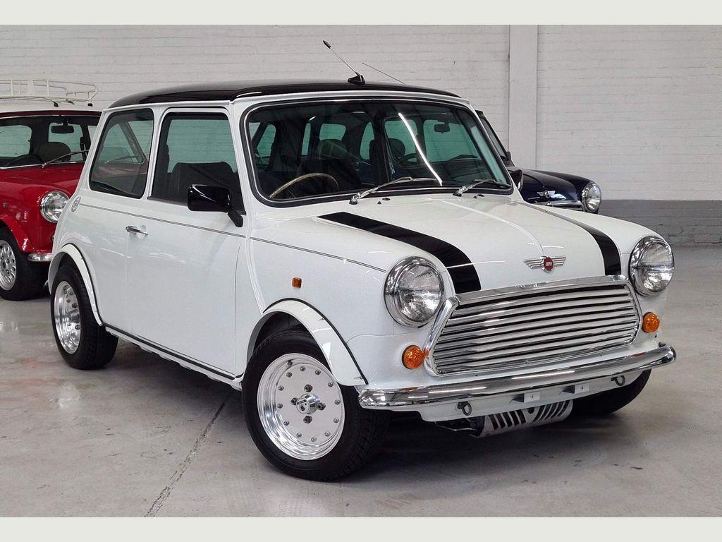 Rover Mini Saloon 1.3i automatic