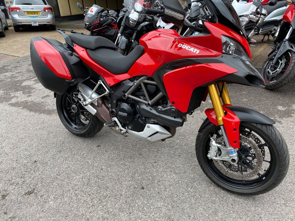 Ducati Multistrada 1200 Adventure 1200 S Sport