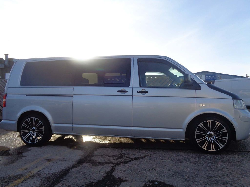 Volkswagen Transporter Unlisted T30 2.5 TDI 130 LWB AUTOMATIC