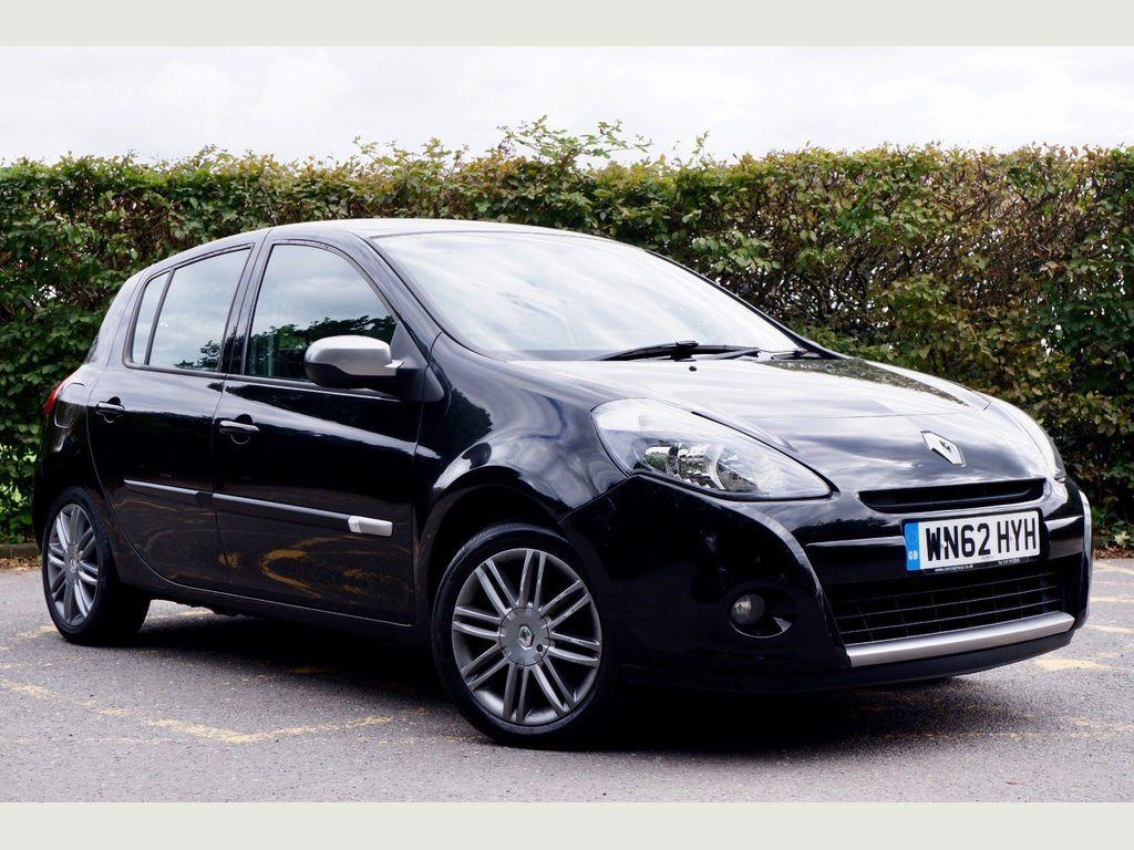 Renault Clio Hatchback 1.2 16v Dynamique 5dr (Tom Tom)