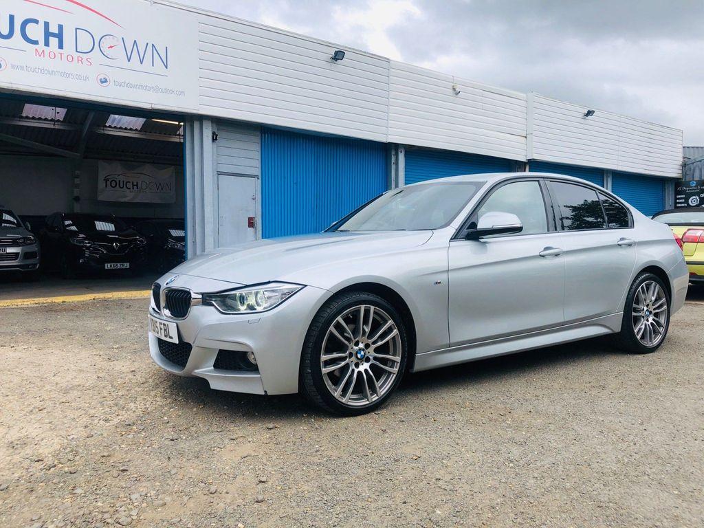 BMW 3 Series Saloon 2.0 320i M Sport xDrive (s/s) 4dr