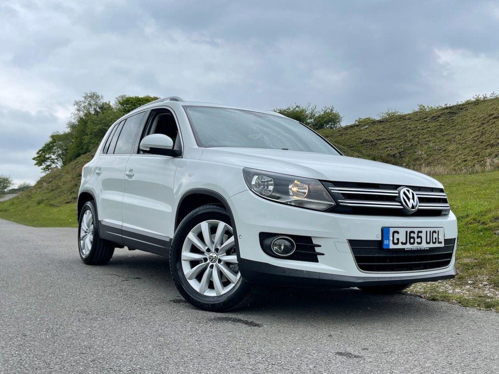 Volkswagen Tiguan SUV 2.0 TDI BlueMotion Tech Match Edition 2WD (s/s) 5dr