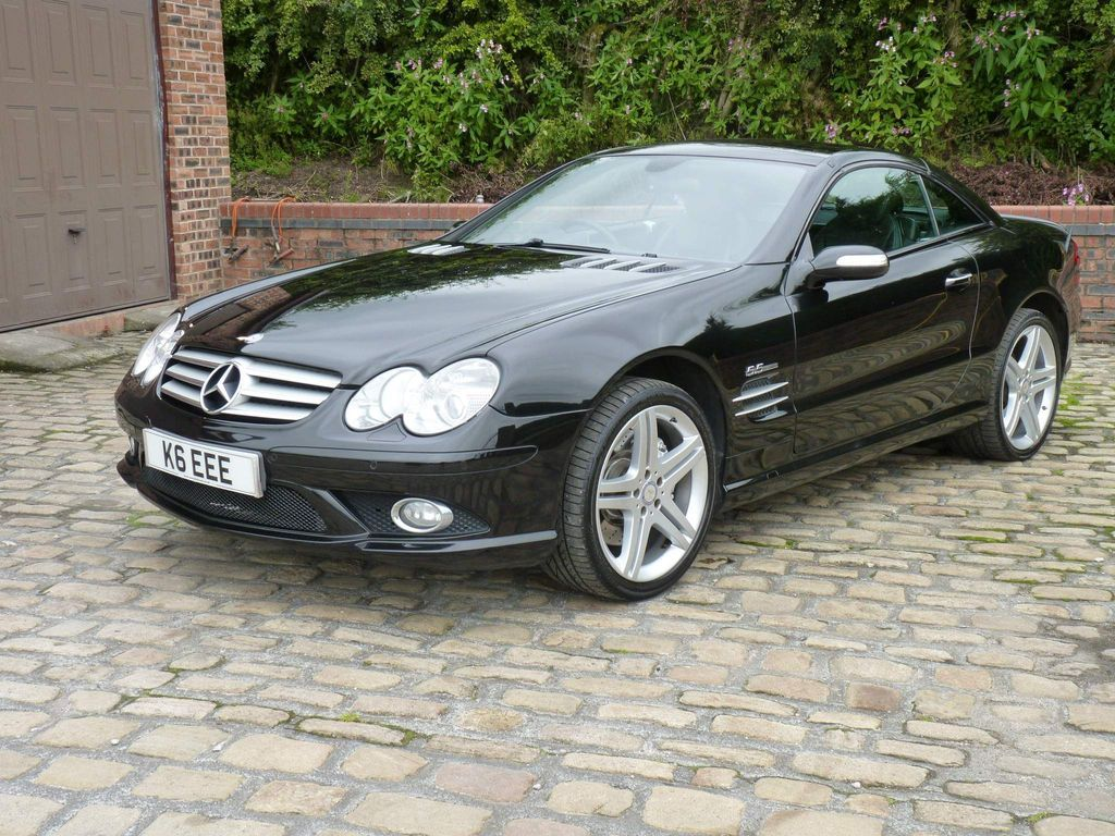 Mercedes-Benz SL Class Convertible 5.5 SL500 Sport Edition 7G-Tronic 2dr