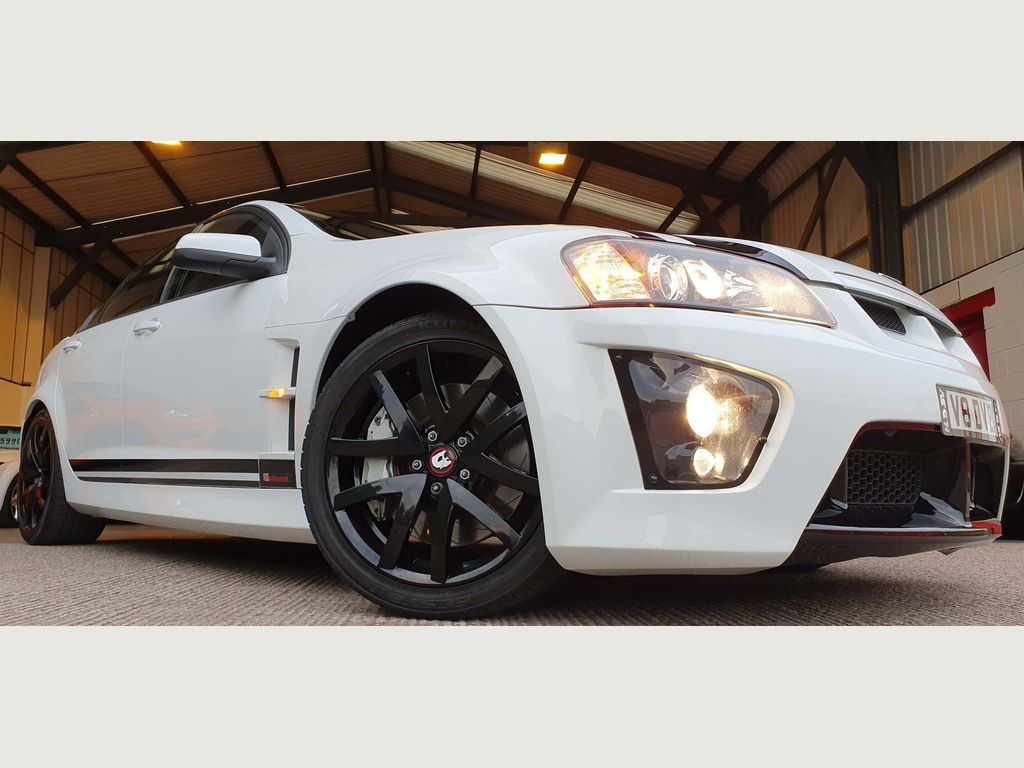 Vauxhall VXR8 Saloon 6.2 V8 4dr Bathurst Edition
