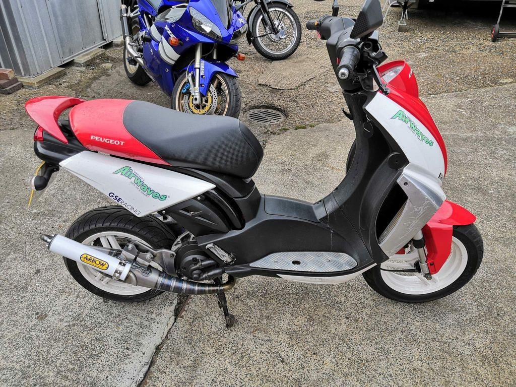 Peugeot Blaster Scooter