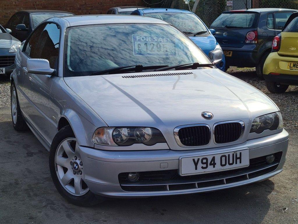 BMW 3 Series Coupe 318ci Se 1.9