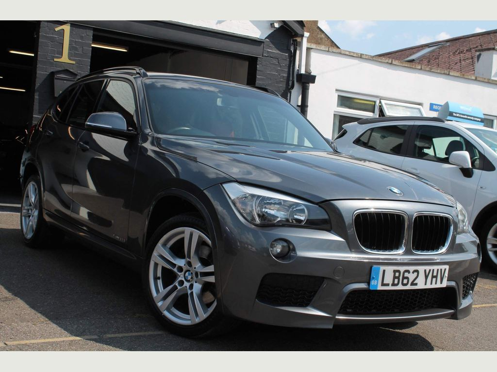 BMW X1 SUV 2.0 18d M Sport Auto sDrive 5dr
