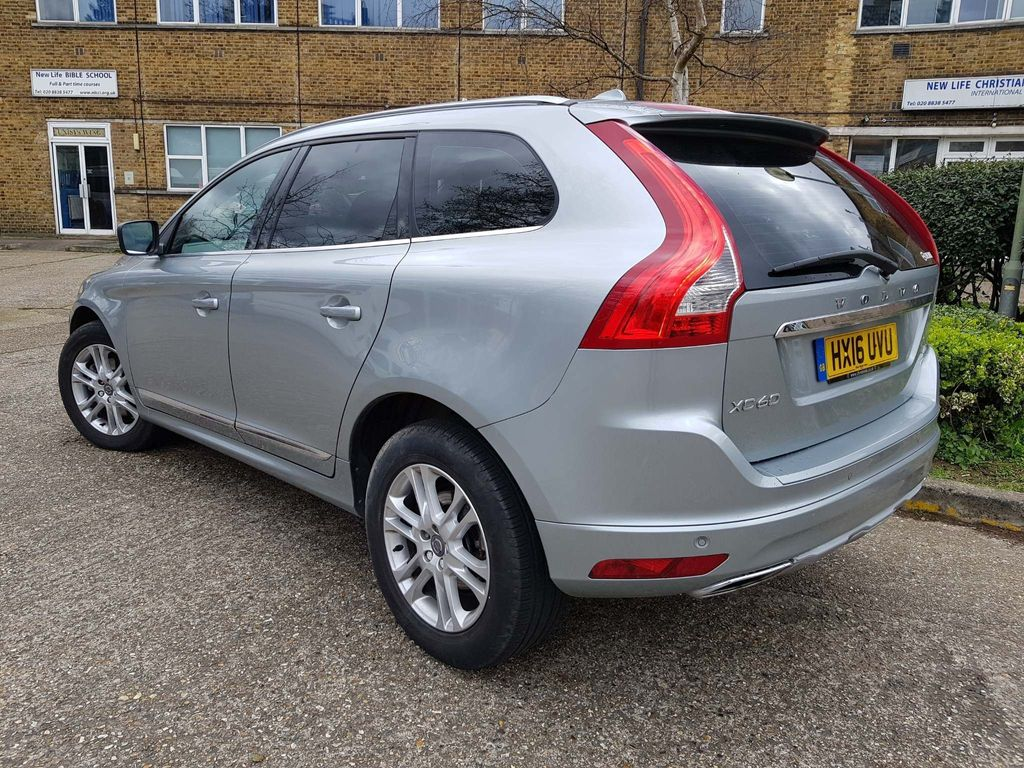 used volvo xc60 suv 24 d5 se lux nav geartronic awd ss