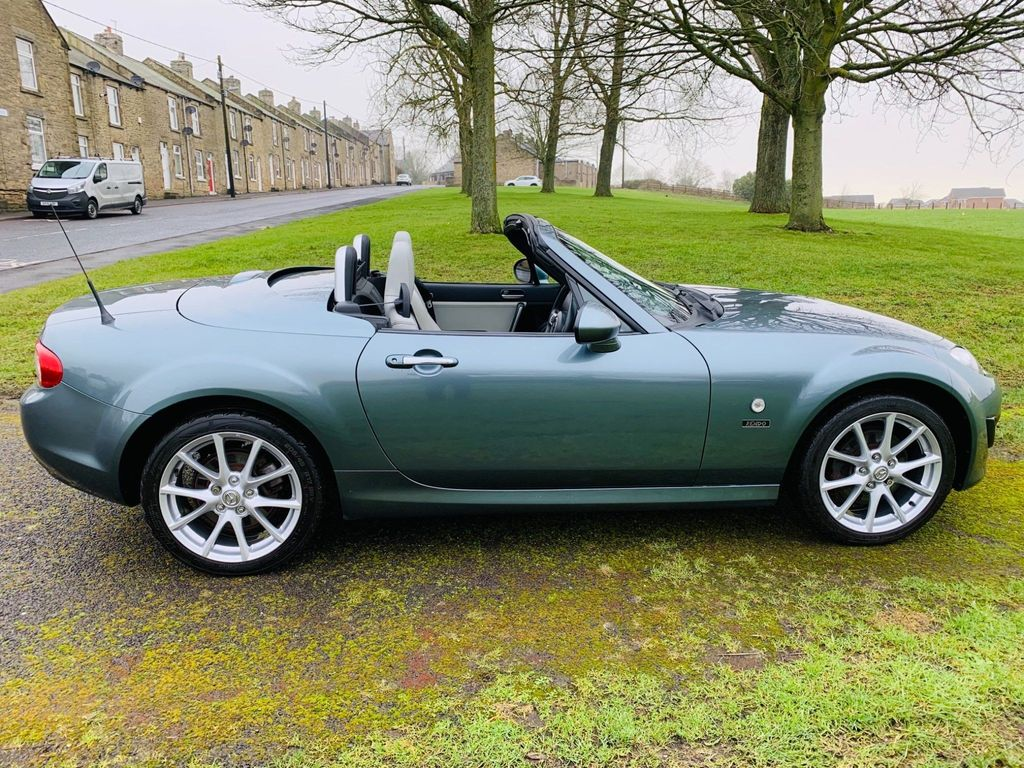 Mazda MX-5 Coupe 2.0i Kendo Roadster 2dr