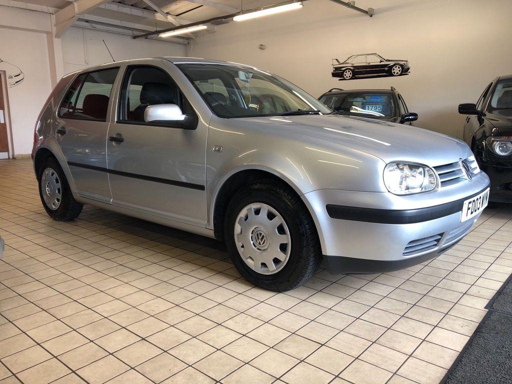 Volkswagen Golf Hatchback 1.6 S 5dr