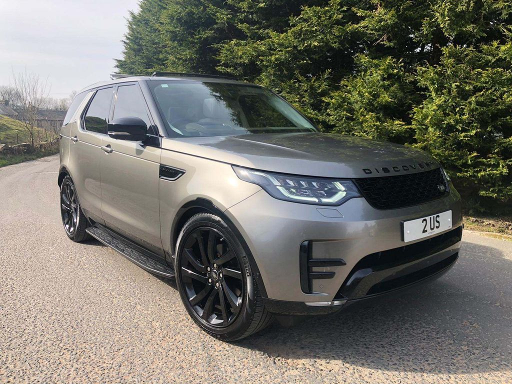 Land Rover Discovery SUV 3.0 TD V6 HSE Luxury Auto 4WD (s/s) 5dr