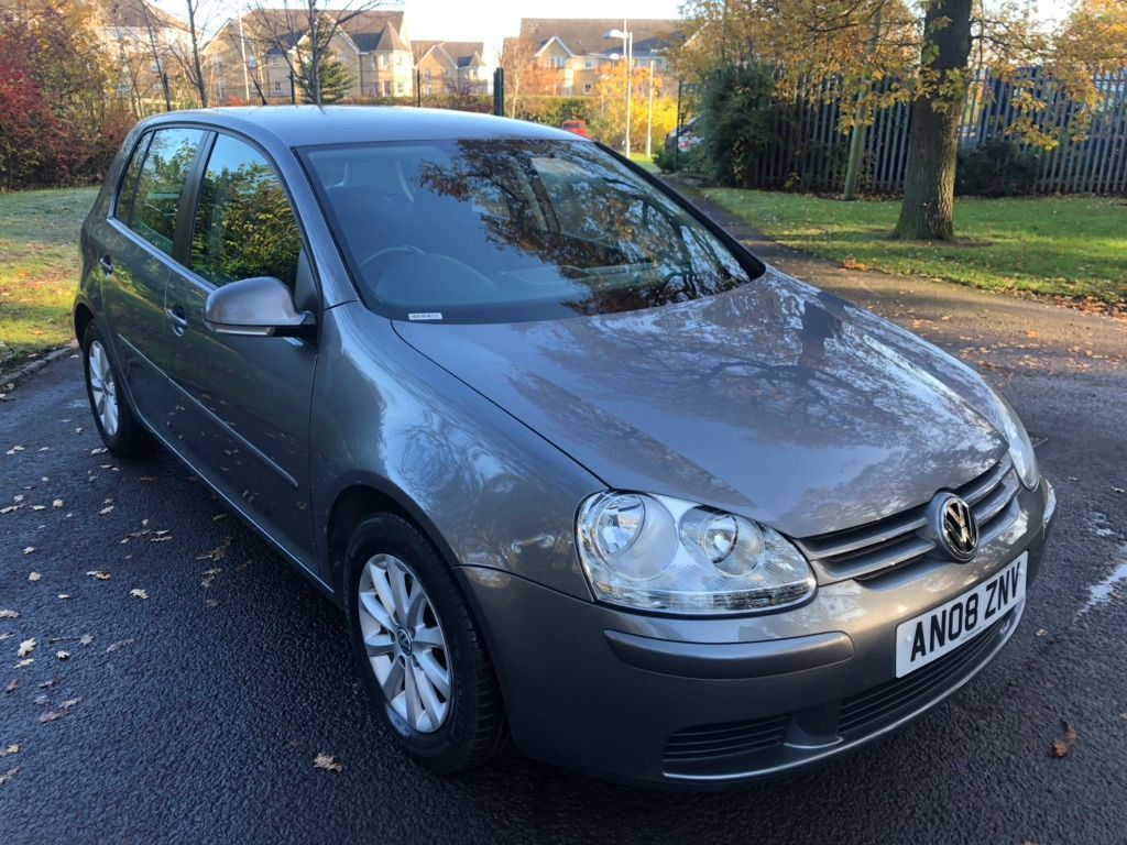 Volkswagen Golf Hatchback 1.9 TDI Match 5dr