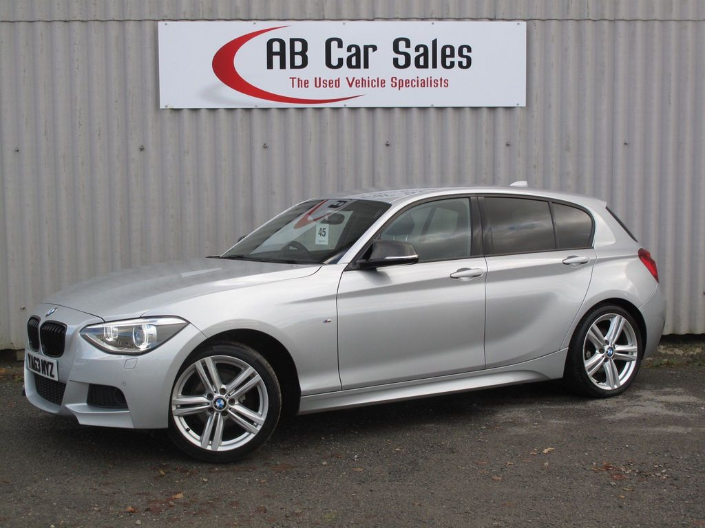 BMW 1 Series Hatchback 2.0 120d M Sport Sports Hatch xDrive (s/s) 5dr