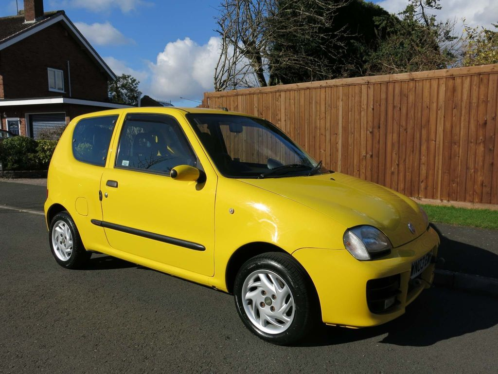 Fiat Seicento Hatchback 1.1 Sporting 3dr