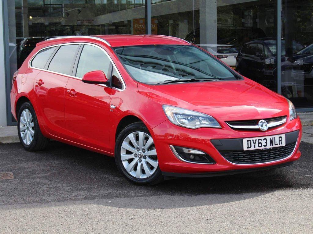 Vauxhall Astra Estate 1.7 CDTi ecoFLEX 16v SE (s/s) 5dr