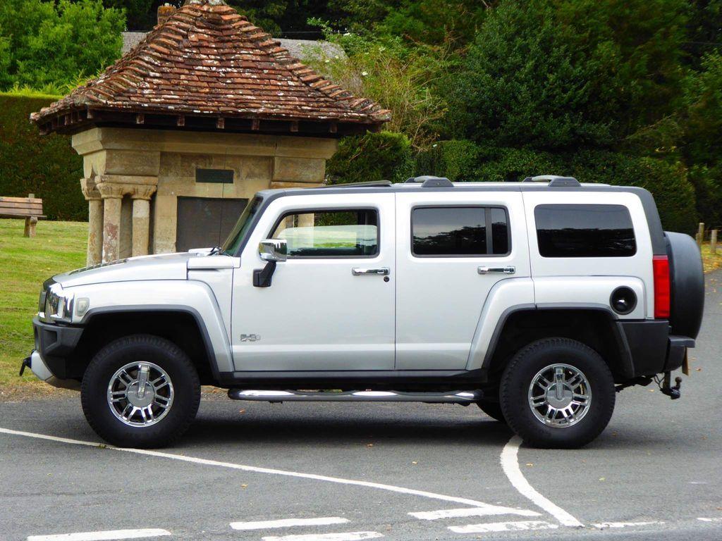 Hummer H3 SUV 3.7 Luxury 5dr