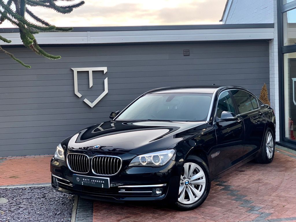BMW 7 Series Saloon 3.0 740Li ActiveHybrid SE (s/s) 4dr