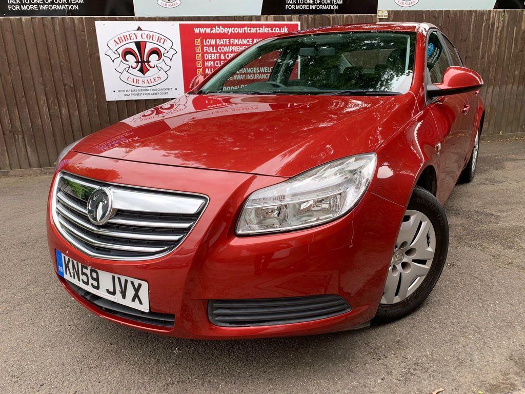 Vauxhall Insignia Saloon 1.8 i VVT 16v S 4dr