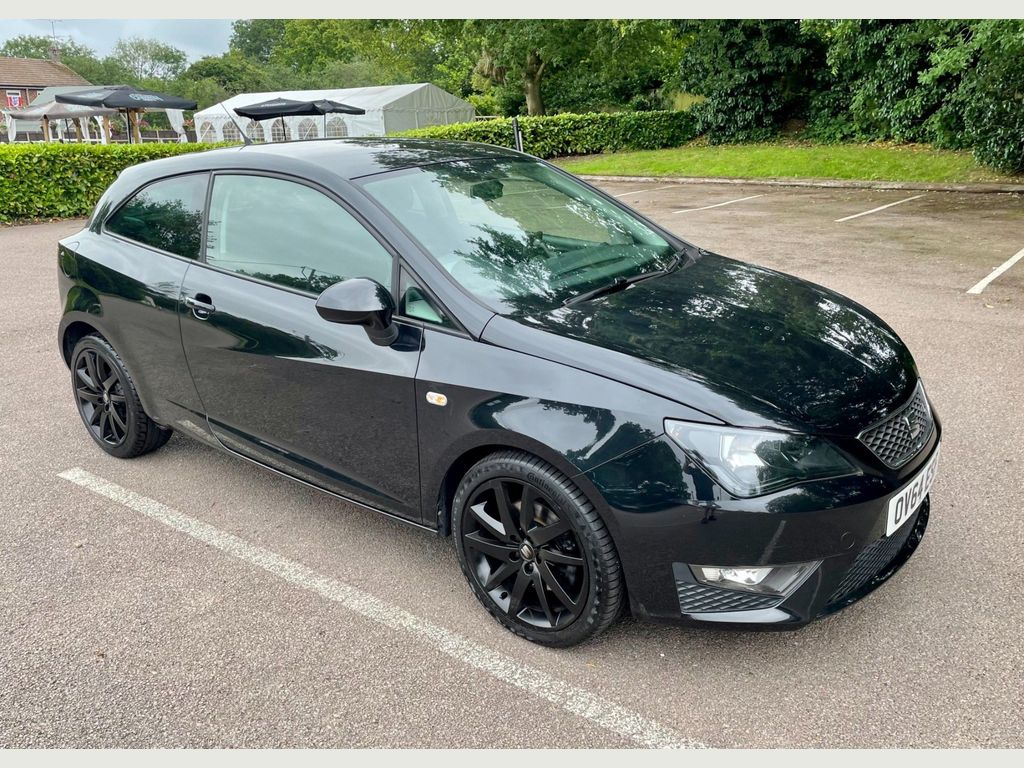 SEAT Ibiza Hatchback 1.4 TSI ACT FR SportCoupe 3dr