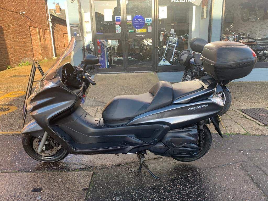 Yamaha Majesty Scooter 400