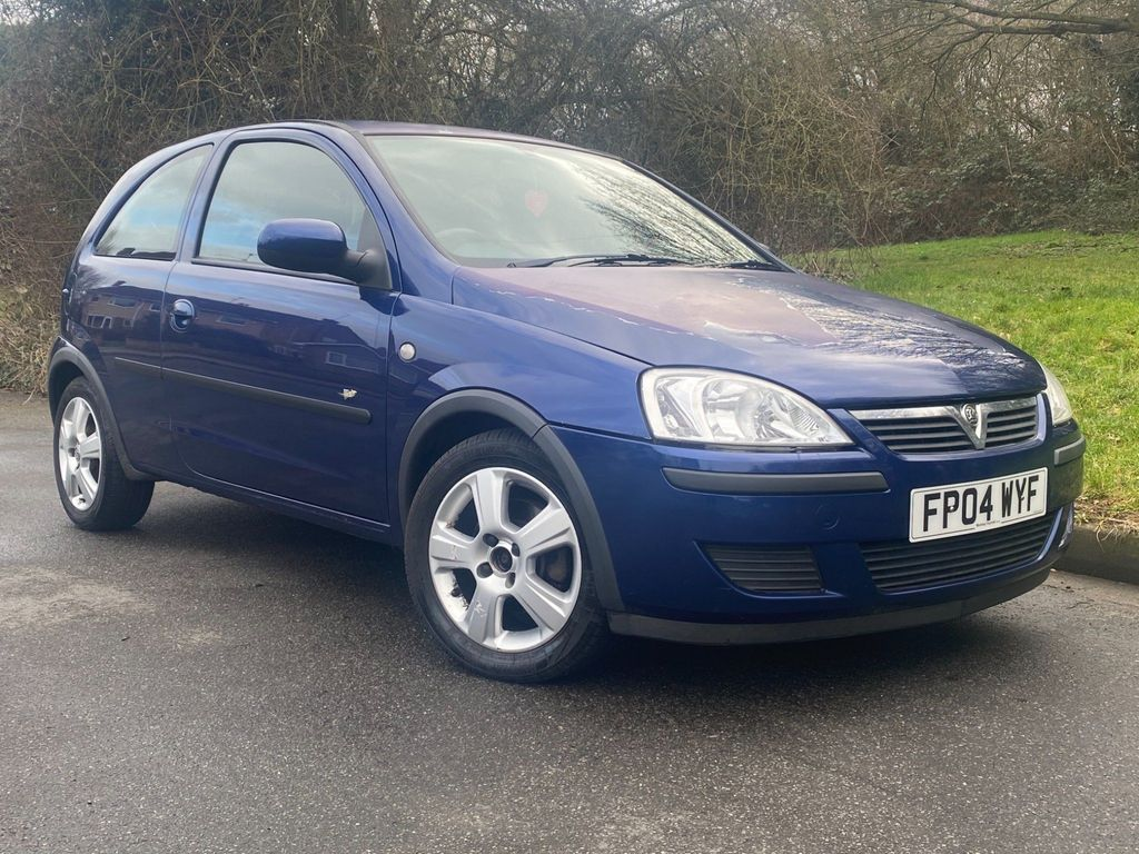 Vauxhall Corsa Hatchback 1.3 CDTi 16v Energy 3dr (a/c)