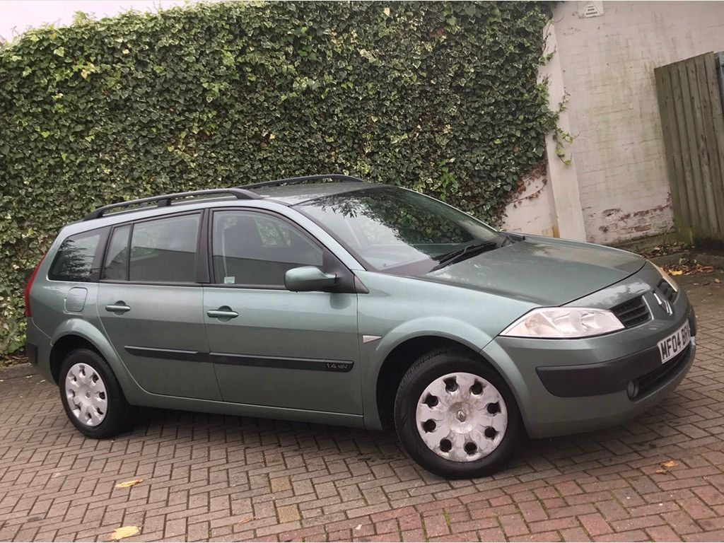 RENAULT MEGANE Estate 1.4 16v Expression 5dr
