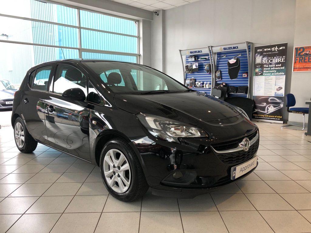 Vauxhall Corsa Hatchback 1.0i Turbo ecoTEC Design (s/s) 5dr