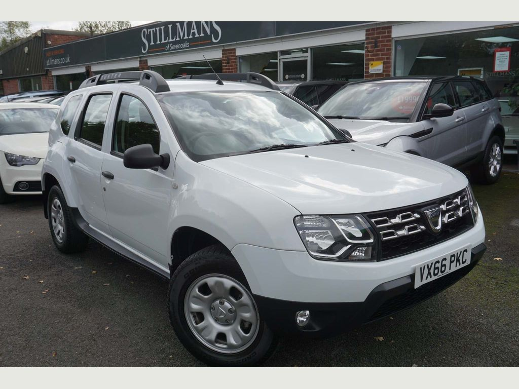 Dacia Duster SUV 1.6 SCe Ambiance 4WD (s/s) 5dr