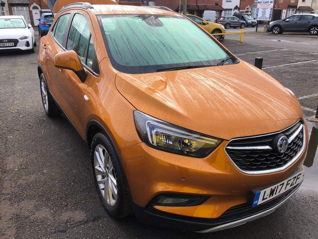 Vauxhall Mokka X SUV 1.6i Active (s/s) 5dr