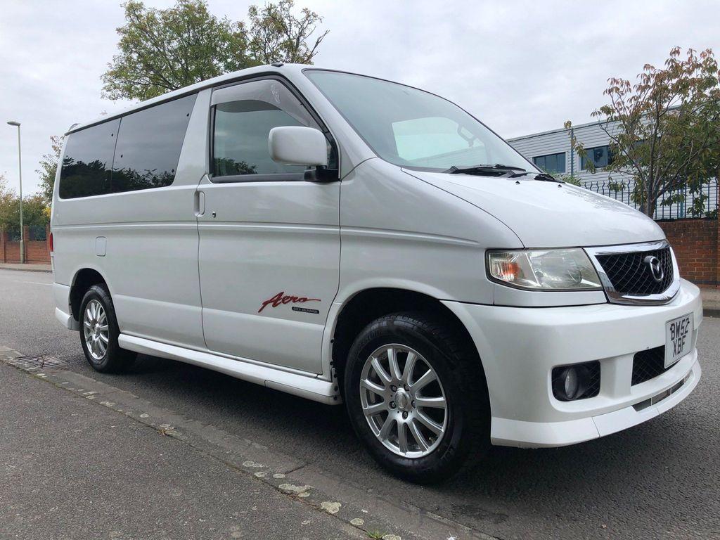 Mazda Bongo MPV 2.0 AWD Auto 8 Seats,MPV,Camper Van