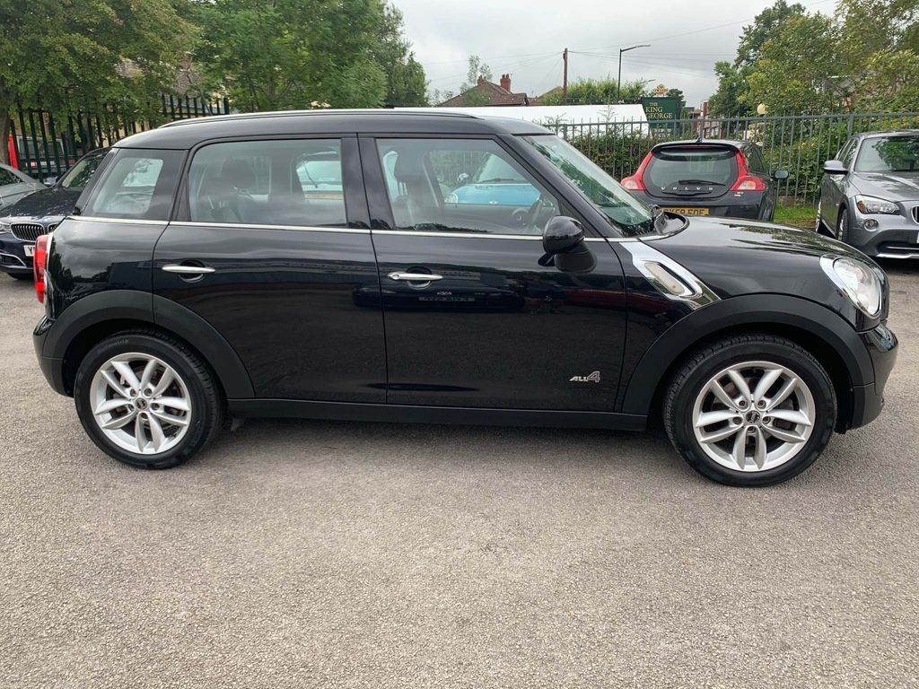 MINI Countryman SUV 1.6 Cooper D (Chili) ALL4 5dr