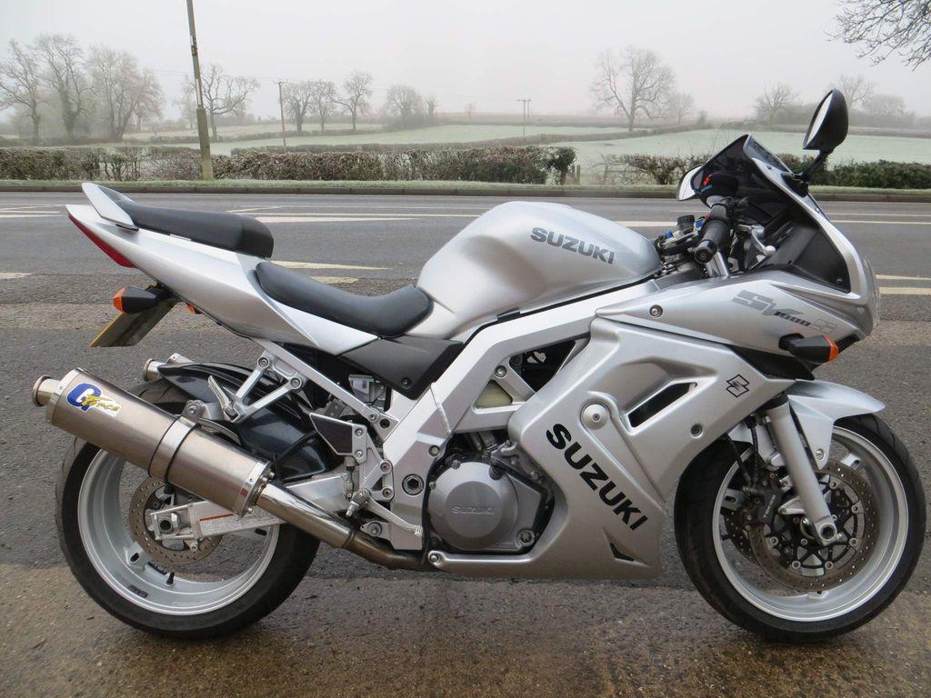 Suzuki SV1000S Sports Tourer 1000 K3-S