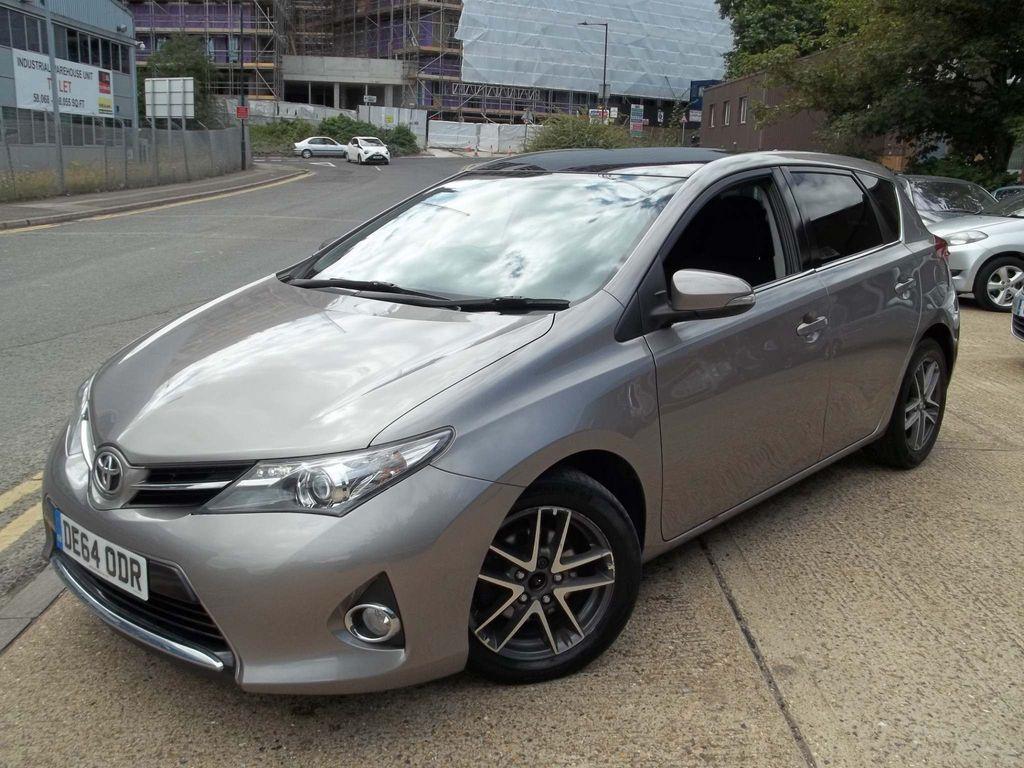 Toyota Auris Hatchback 1.4 D-4D Icon+ (s/s) 5dr