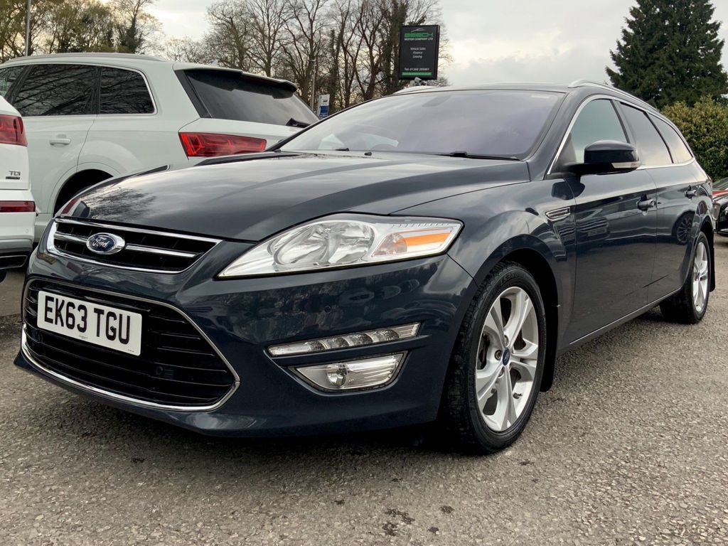 Ford Mondeo Estate 1.6 TDCi ECO Titanium X Business (s/s) 5dr
