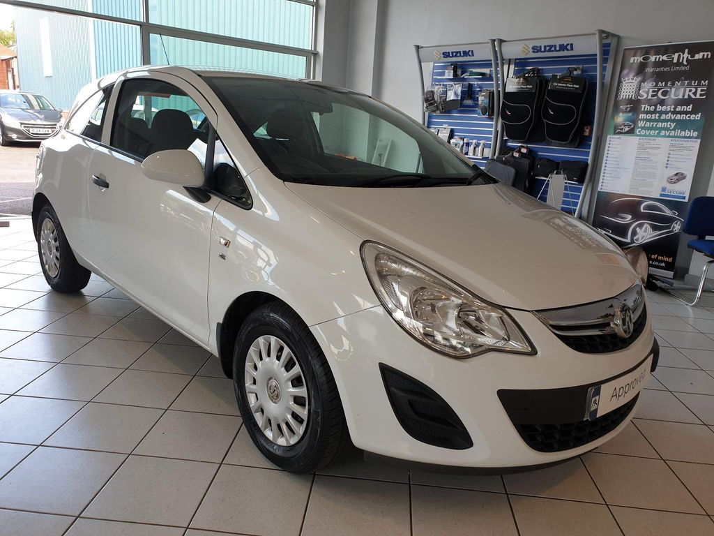 Vauxhall Corsa Hatchback 1.0 ecoFLEX 12V S 3dr