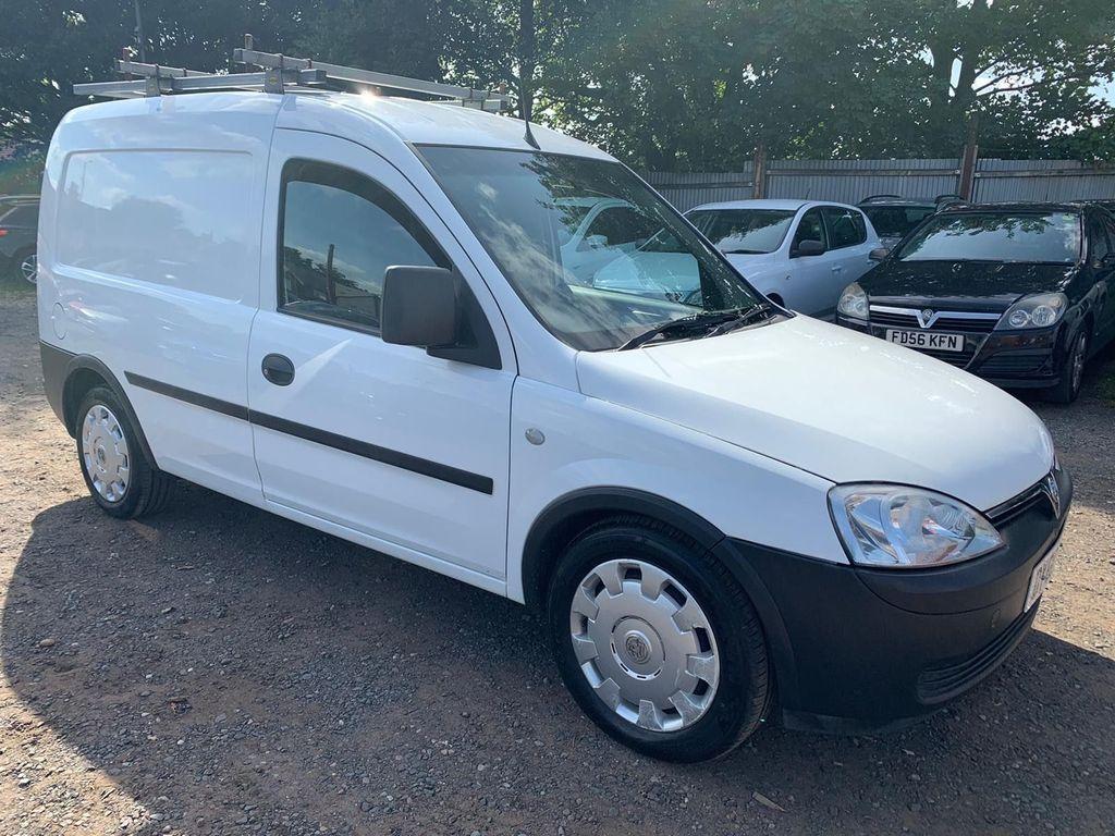 Vauxhall Combo Panel Van 1.7 CDTi 2000 16v Panel Van 3dr