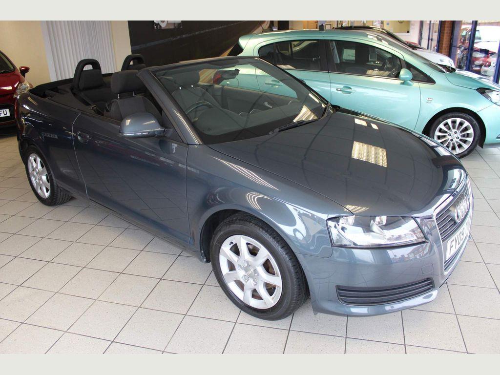 Audi A3 Cabriolet Convertible 1.6 Cabriolet 2dr