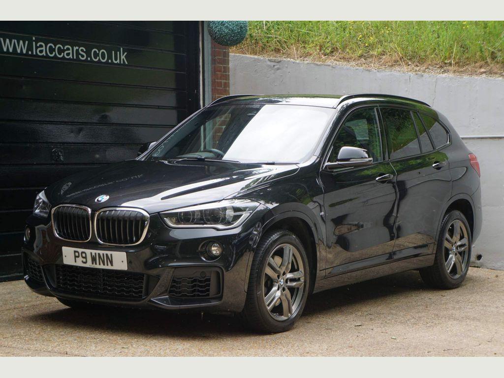 BMW X1 SUV 2.0 20i GPF M Sport DCT sDrive (s/s) 5dr