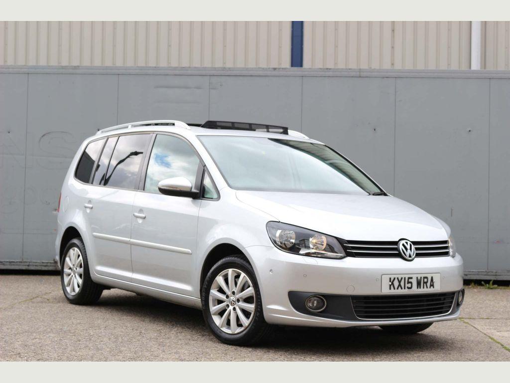 Volkswagen Touran MPV 2.0 TDI BlueMotion Tech Sport (s/s) 5dr (7 Seats)