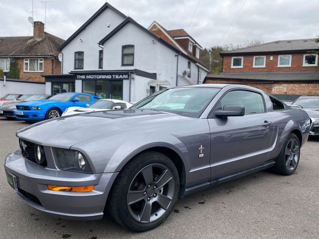 Ford Mustang Coupe 4.0 V6 AUTOMATIC